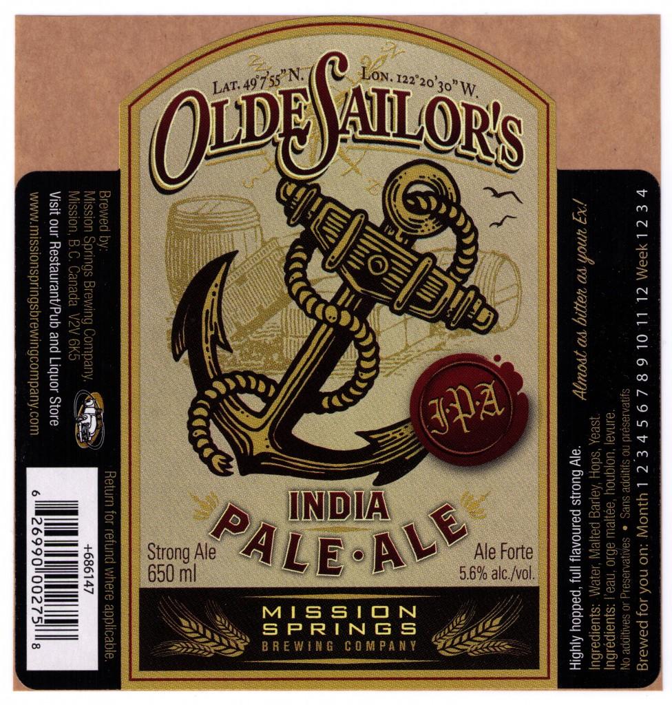 Olde Sailor's