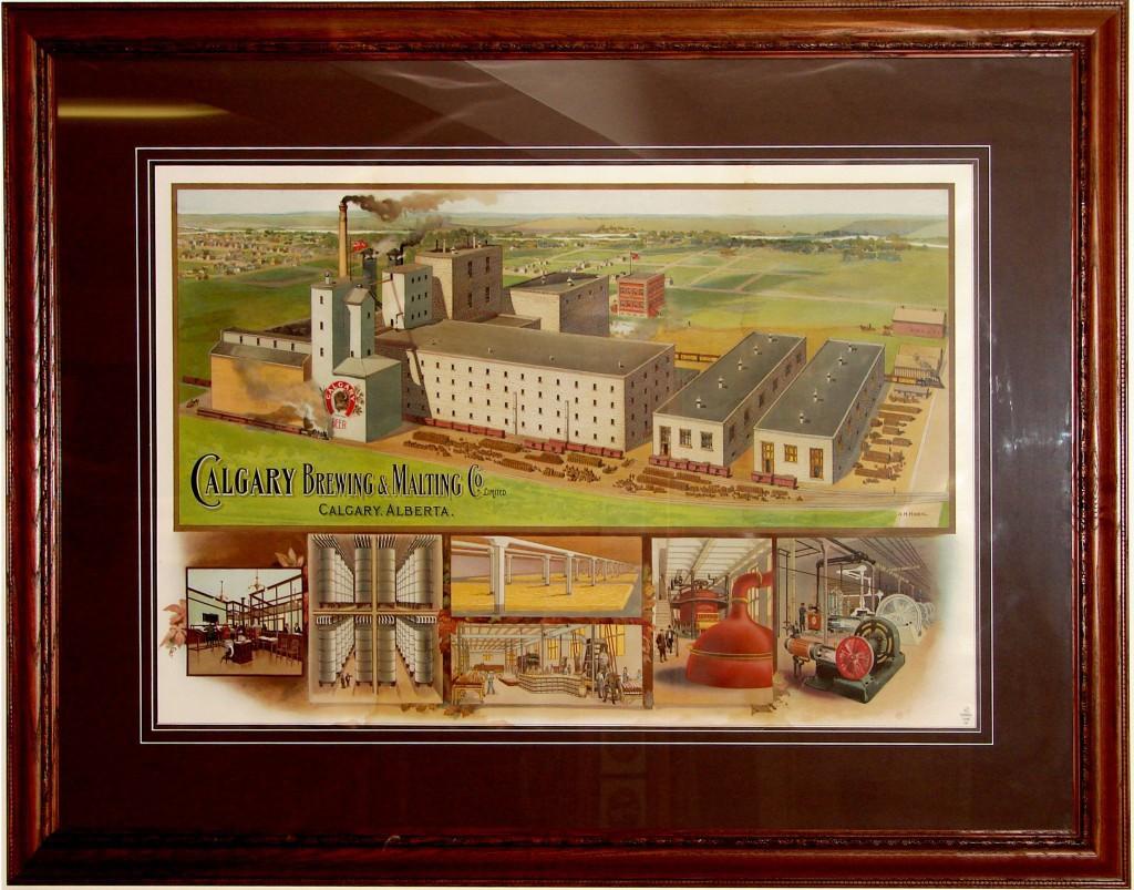 Calgary B&M Factory