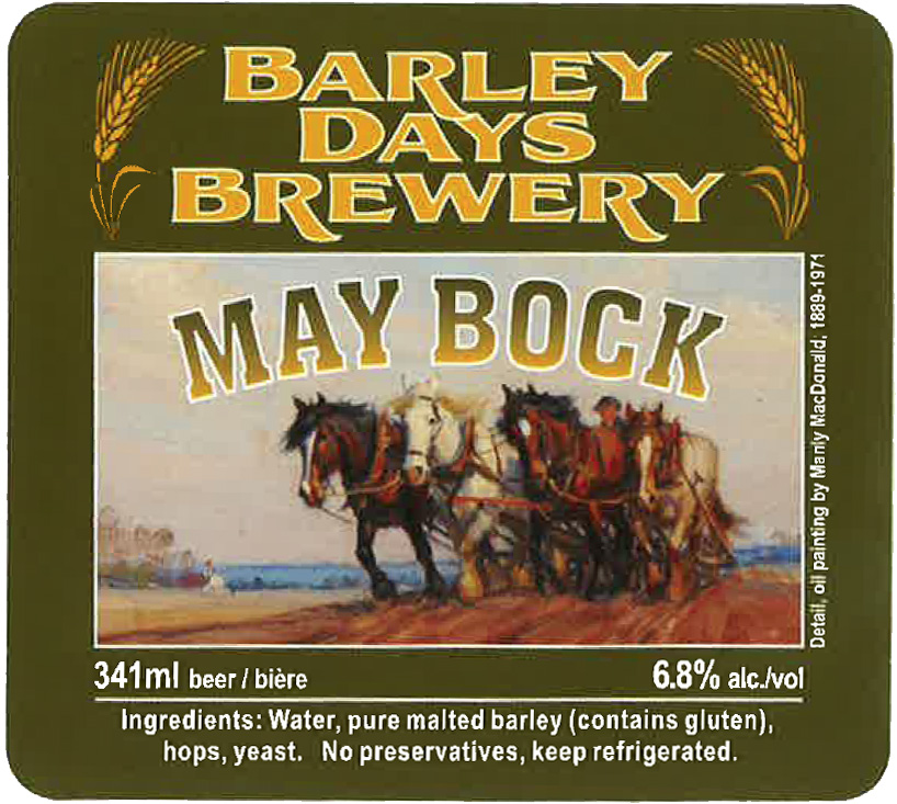 Barley Days_May Bock