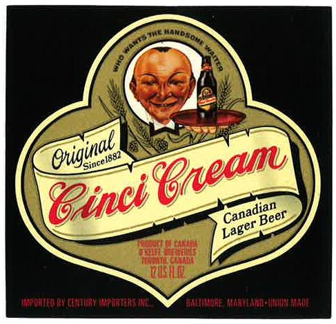 Cinci Cream Lager