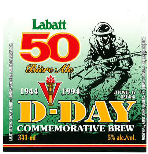 Labatt 50_D-Day