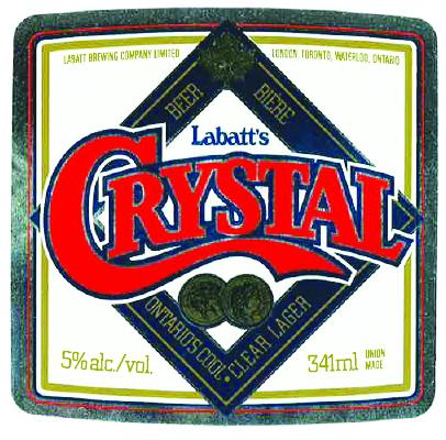 Labatt Crystal_1986