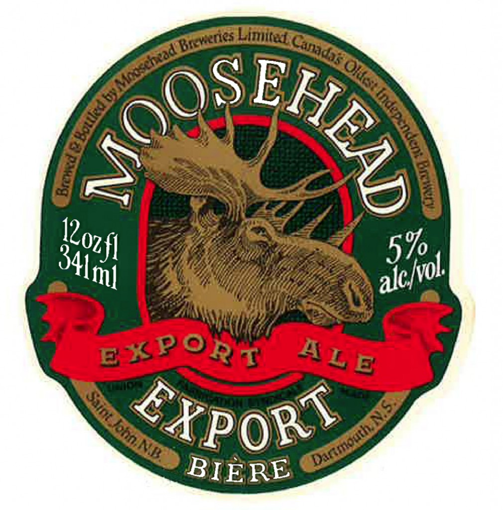 Moosehead Export Ale