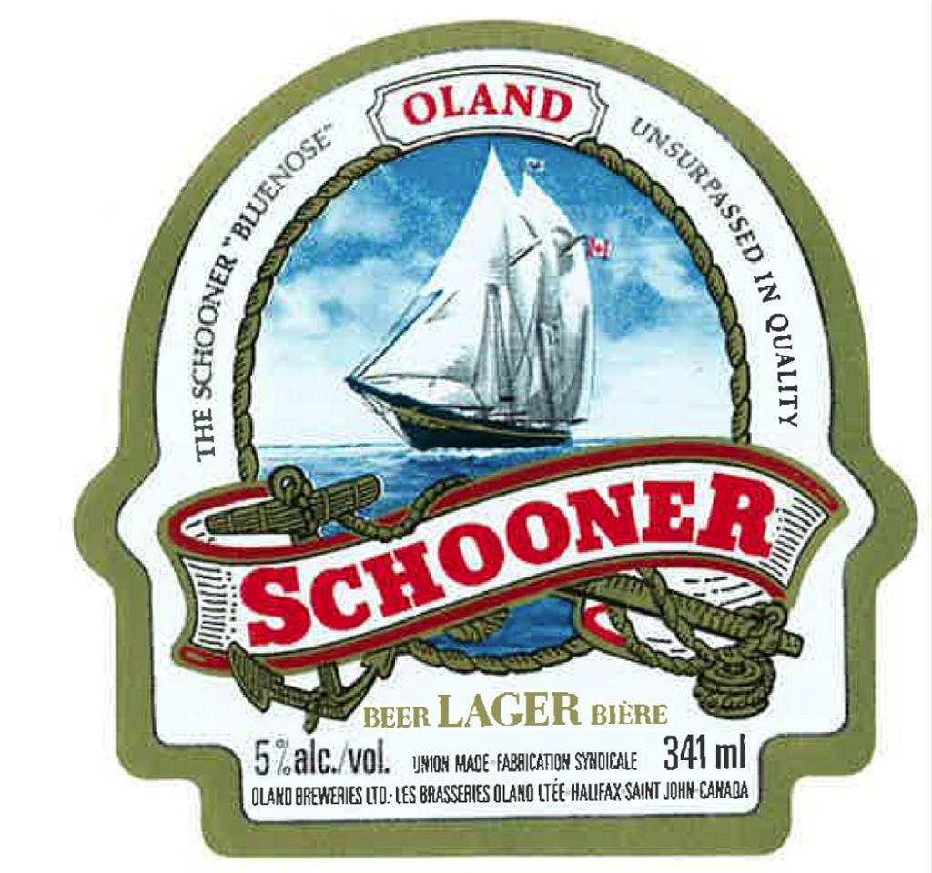 Oland Schooner