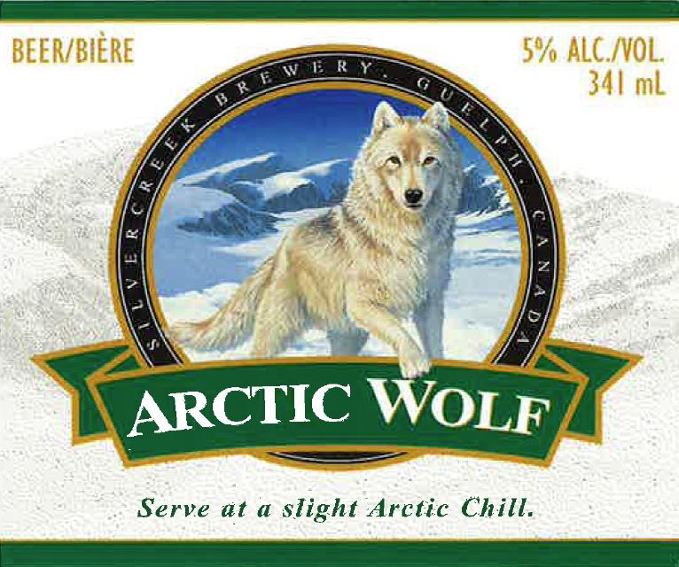 Sleeman_Arctic Wolf