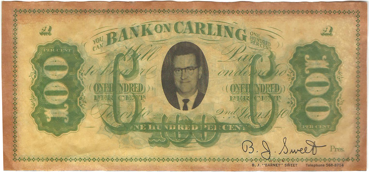 Carling Bill_B.J. Sweet_Front