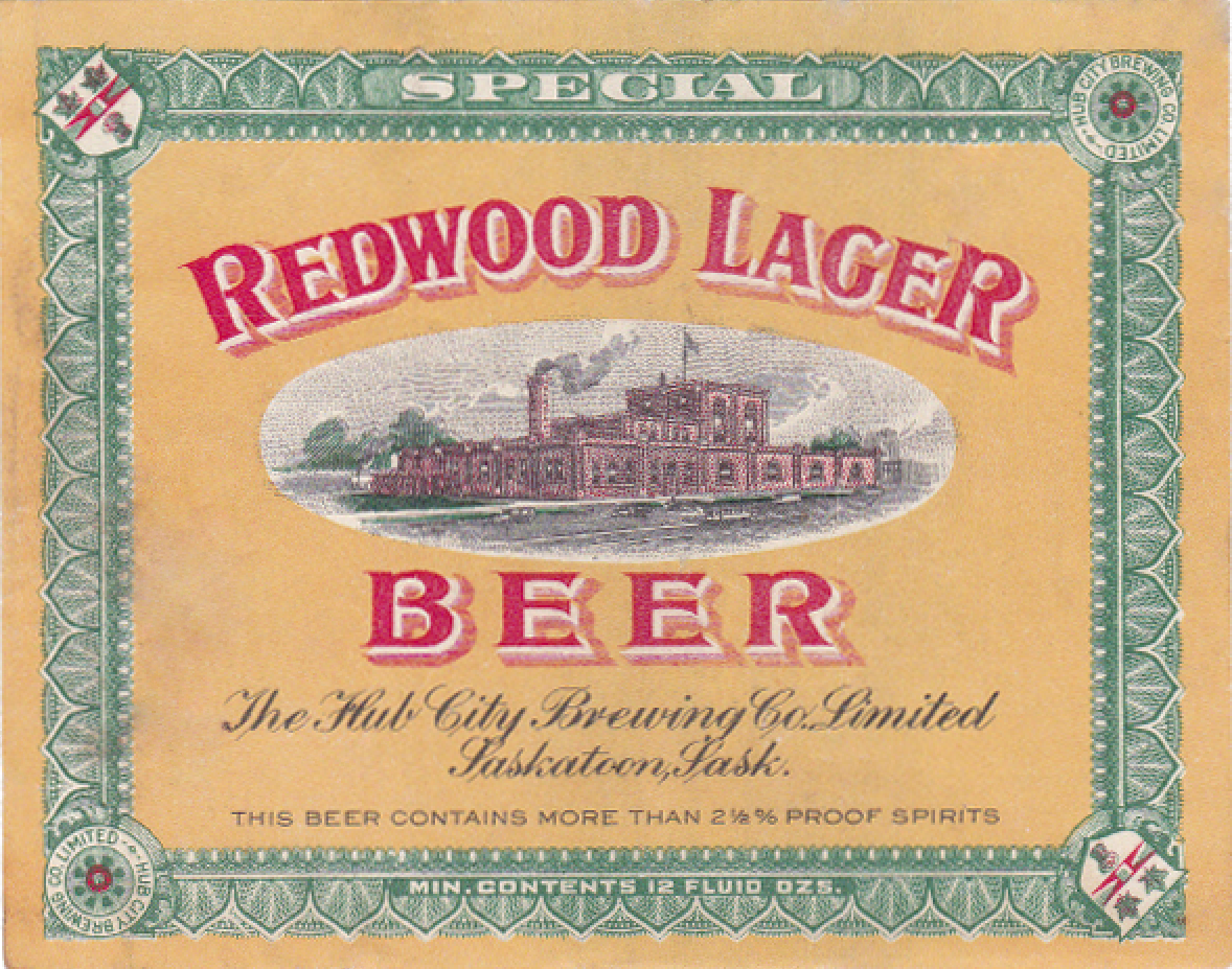 Redwood Lager Beer