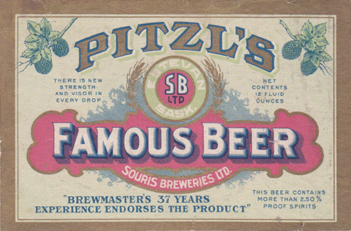 Pitzl's Famous Beer