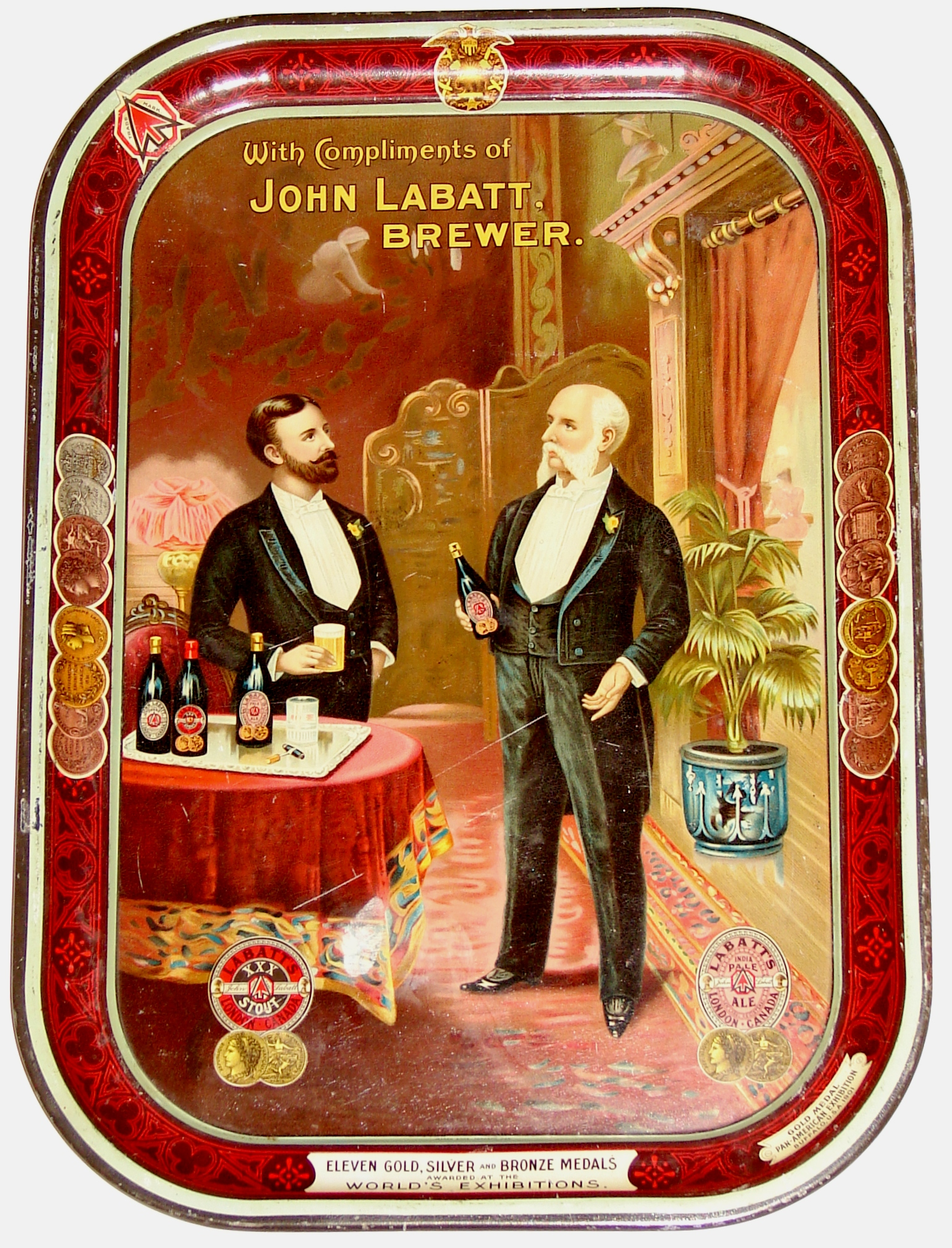 Labatt - two gentlemen
