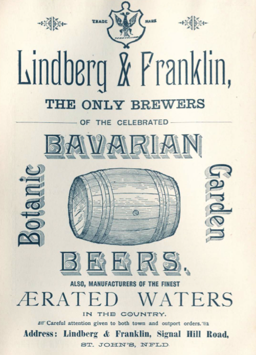 lindberg-advert