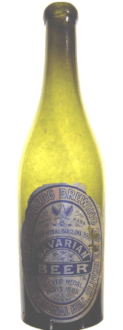 lindberg-labelled-bottle