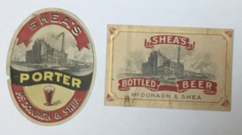 Sheas Porter & Bottled Beer